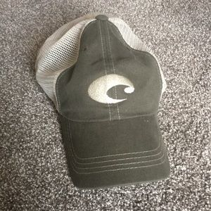 Costa olive green hat